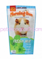PASIR HAMSTER MORNING SUN FRESH MINT 1.2 Kg