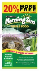 MAKANAN KURA - KURA MORNING SUN TURTLE FOOD 240 GR