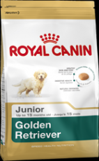 MAKANAN ANJING ROYAL CANIN GOLDEN RETRIEVER JUNIOR 12 KG
