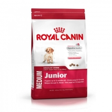 MAKANAN ANJING Royal Canin Medium Junior 10 Kg