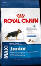 MAKANAN ANJING Royal Canin Maxi Junior 15  kg