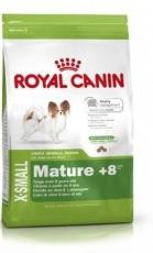 Makanan Anjing Royal Canin X-Small Mature +8  1.5 Kg