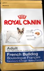 Makanan Anjing Royal Canin French Bulldog  Adult 3kg