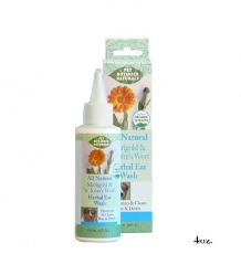 PET BOTANICS NATURAL - NATURAL Herbal Ear Wash