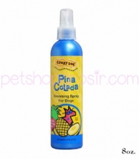 CRAZY DOG-Pina Colada Grooming Spray