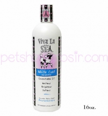 VIVA LA DOG SPA-White Coat Dog Shampoo