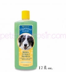 Groomers Blend Herbal Extract Shampoo