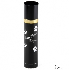 FOUR PAWS COLOGNE, BLACK