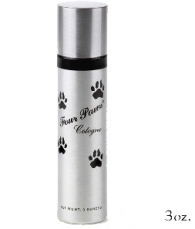 FOUR PAWS COLOGNE, SILVER