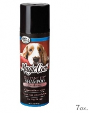 MAGIC COAT INSTANT DRY SHAMPOO & DEODORANT
