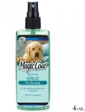 MAGIC COAT FRESHENING SPRAY BABY POWDER