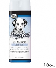 Shampoo Anjing Magic Coat Medicated Shampoo 16oz