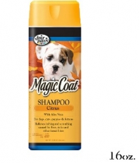 MAGIC COAT ORGANIC CITRUS SHAMPOO