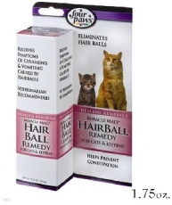 MIRACLE MALT HAIRBALL REMEDY
