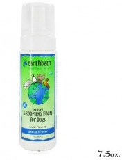 EARTHBATH DOG FOAM GREEN TEA