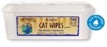 EARTHBATH HYPO ALLERGENIC CAT WIPES