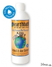 EARTHBATH OATMEAL & ALOE VANILLA ALMOND SHAMPOO