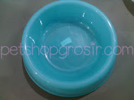 BO PLASTIC TRANSPARENT PET BOWL