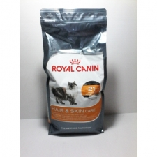 MAKANAN kucing ROYAL CANIN HAIR AND SKIN 33 2 kg