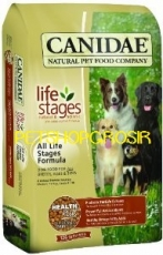 MAKANAN ANJING  CANIDAE ALS (ALL LIFE STAGE) 30lbs