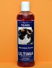 ULTIMA CAT SHAMPOO KITTEN 500ML