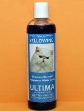 ULTIMA CAT SHAMPOO ULTRA WHITE 500ML
