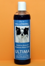 ULTIMA DOG SHAMPOO ULTRA WHITE 500 ML