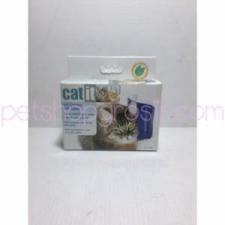 CAT IT SELF GROOMER WITH CATNIP FOR CAT