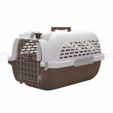KENNEL BOX UKURAN L 61.9 cm x 42.6 cm x 36.9 cm