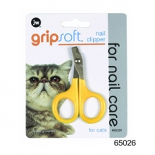 JW GRIP SOFT CAT NAIL CLIPPER