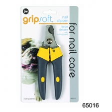 JW GRIP SOFT DELUXE NAIL CLIPPER LARGE