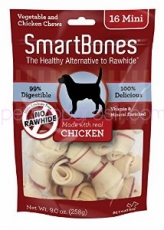 SMART BONES CHICKEN 16 MINI