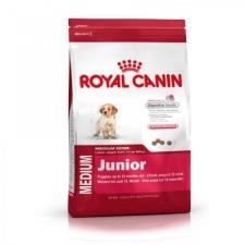 MAKANAN ANJING Royal Canin Medium Junior 4 Kg