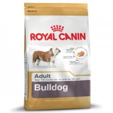 MAKANAN ANJING Royal Canin English Bulldog Adult 3 Kg