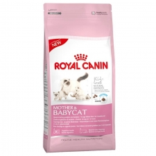 Makanan Kucing ROYAL CANIN MOTHER & BABY CAT 4 kg