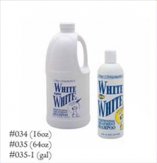 Chris Christensen White on White Shampoo 3.8L (Gallon)