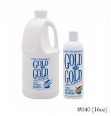 Chris Christensen Gold on Gold Shampoo 16oz