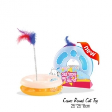 Mainan Kucing Cosmo Round Cat Toy 25x25x8cm