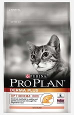 MAKANAN KUCING PURINA PRO PLAN CAT ADULT HAIR BALL 2.5 KG