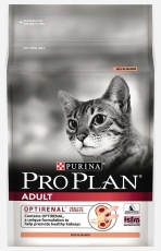 MAKANAN KUCING PURINA PRO PLAN CAT ADULT SALMON AND RICE 2,5KG