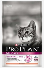 MAKANAN KUCING PURINA PRO PLAN CAT ADULT SENSITIVE SKIN & STOMACH 1,3 KG