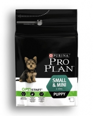 MAKANAN ANJING PRO PLAN PUPPY SMALL BREED 2,5 KG