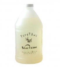 Pure Paws Factor Zero Shampoo 1/2 Gallon