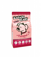 Barking Heads Fusspot (Salmon & Potato Ault) 2kg