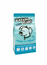 Barking Heads Fish n Delish Grain Free 2kg
