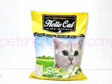 Pasir Kucing Hello Cat Sand Lemon 10 Liter
