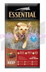 Pro Essential Adult Beef 40lbs (18.14kg)