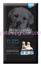 Professional Formula Puppy Lamb And Rice 40lbs (18.14kg)