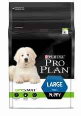 MAKANAN ANJING PRO PLAN PUPPY LARGE BREED CHICKEN 12KG