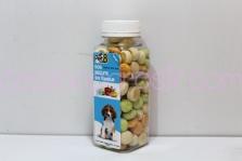 Pet8 Dog Biscuits Mix Flavour 110gr